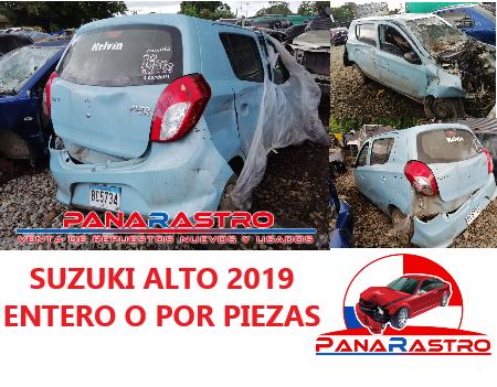 POR PIEZAS SUZUKI ALTO 2019