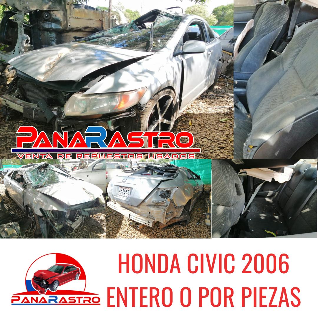 POR PIEZAS HONDA CIVIC 2006 MANUAL
