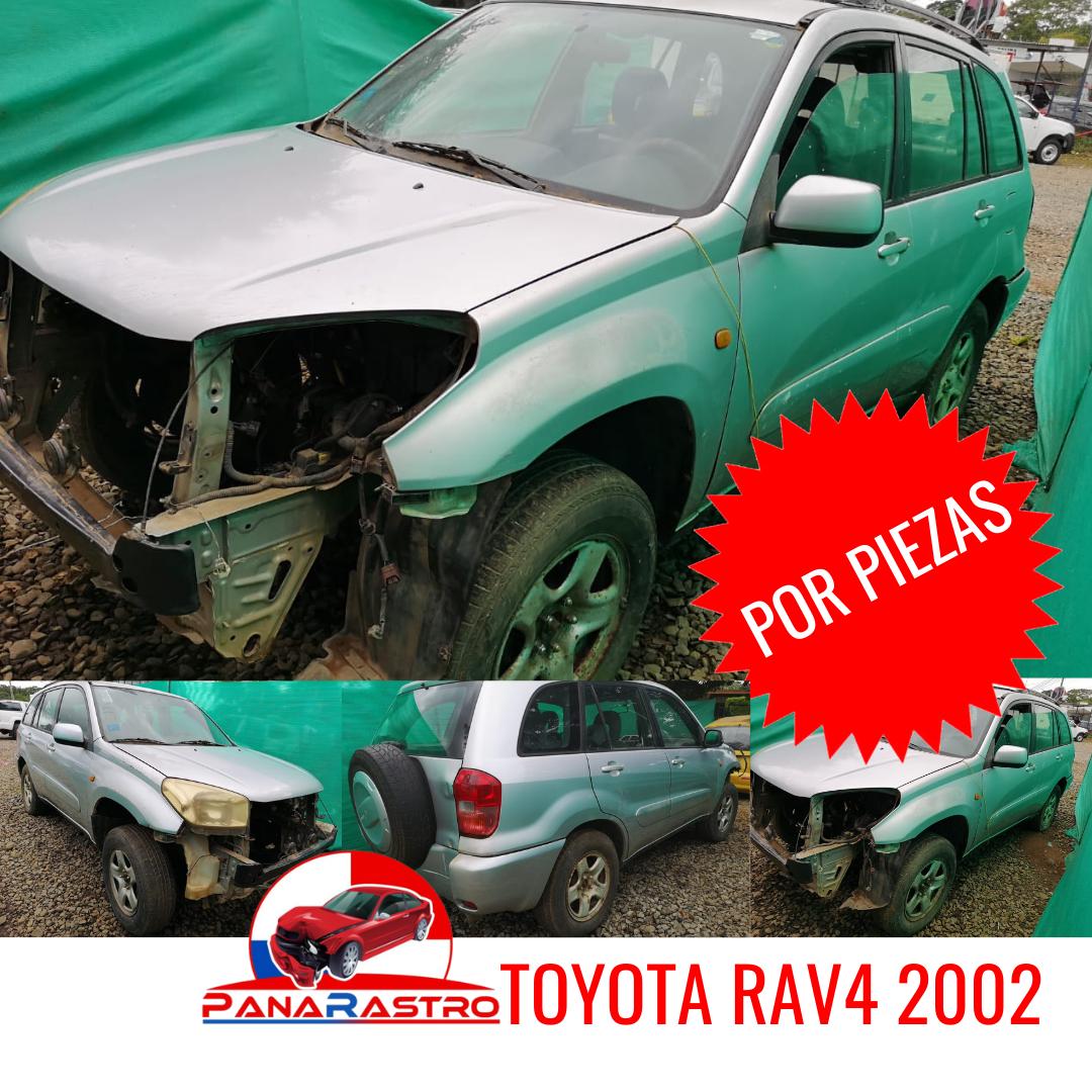 POR PIEZAS TOYOTA RAV4 2002 MANUAL