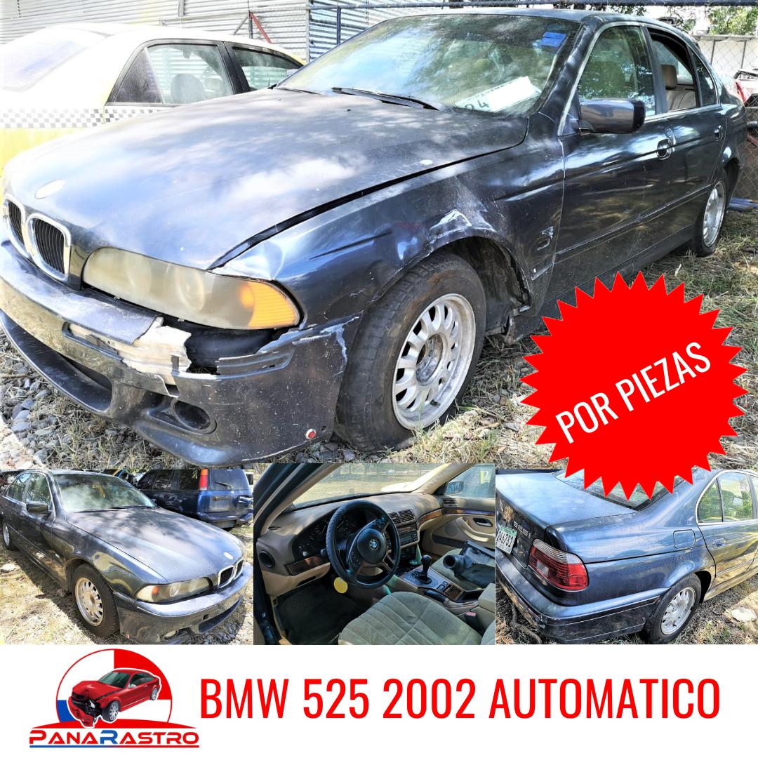 POR PIEZAS BMW 525 2002 AUTOMATICO