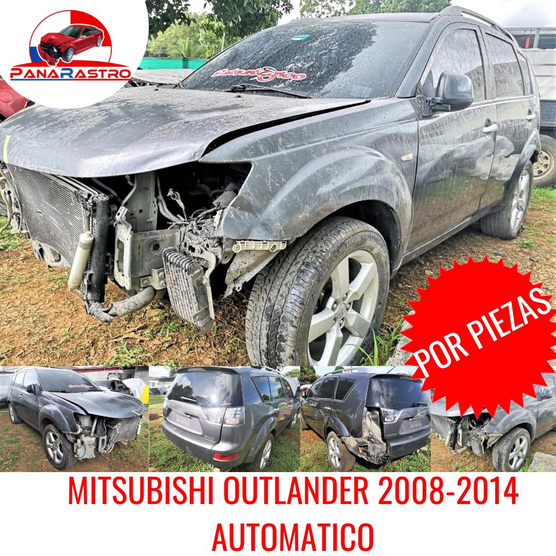 POR PIEZAS MITSUBISHI OUTLANDER 2008-2014 AUTOMATICO