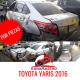 TOYOTA YARIS 2016 MANUAL POR PIEZA