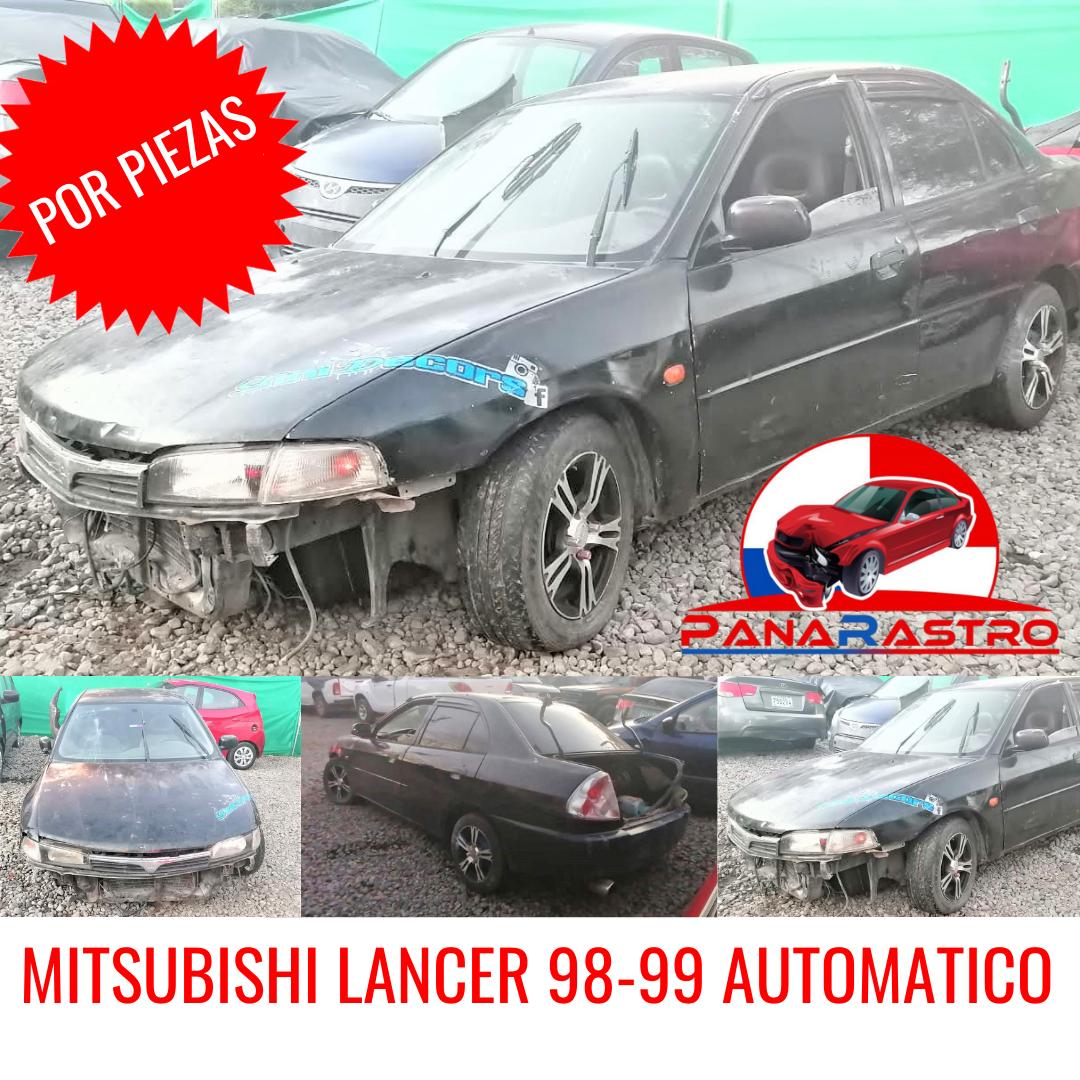 POR PIEZAS MITSUBISHI LANCER 98-99 AUTOMATICO
