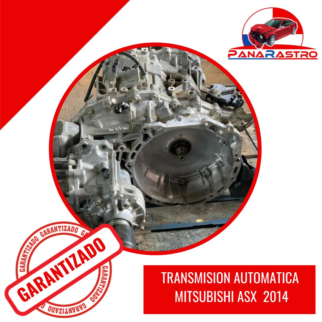 TRANSMISIÓN MITSUBISHI ASX 2014 AUTOMATICA