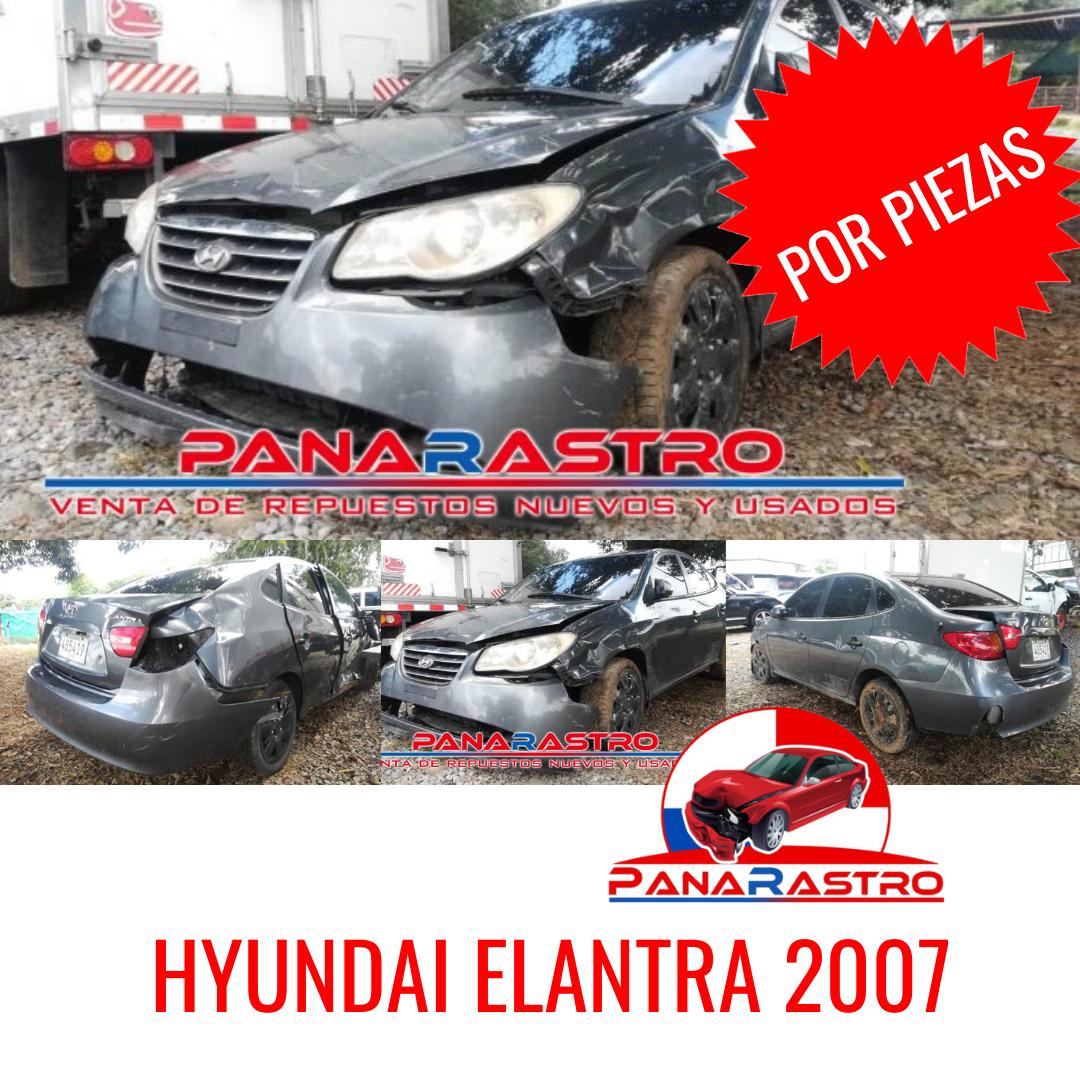 POR PIEZAS HYUNDAI ELANTRA 2007