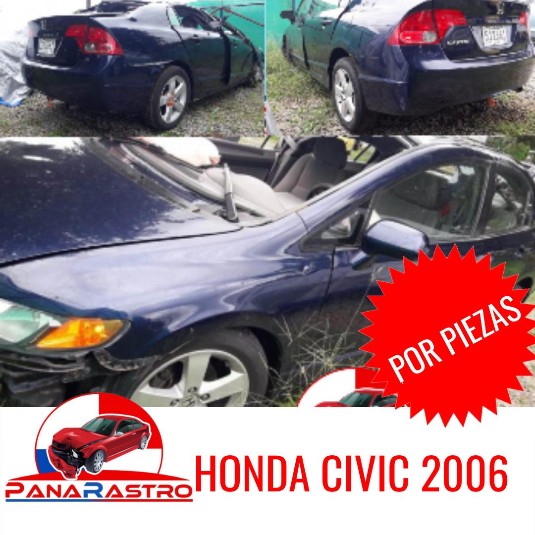 POR PIEZAS HONDA CIVIC 2006