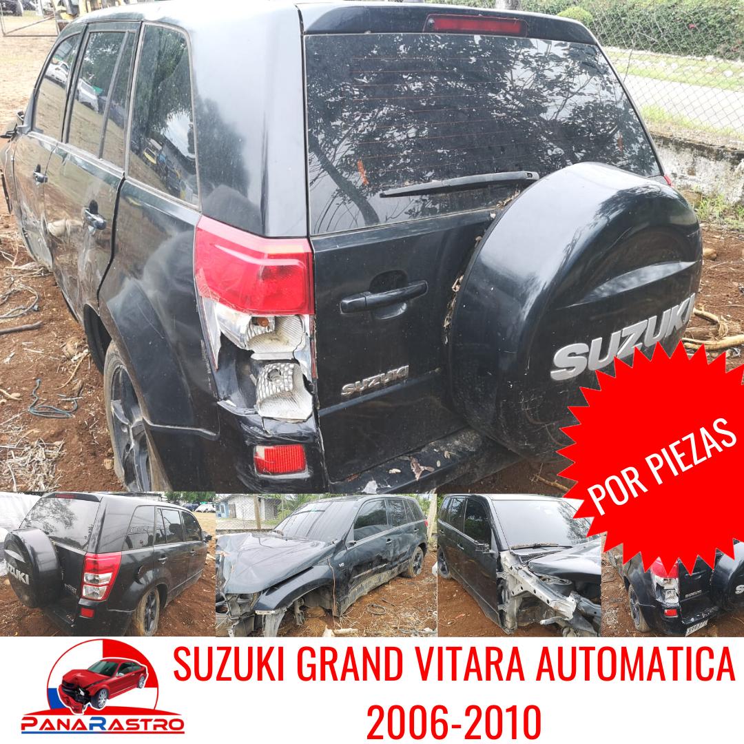 POR PIEZAS SUZUKI GRAND VITARA 2006-2010 AUTOMATICO